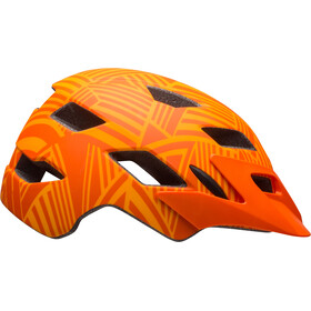 Bell Sidetrack Casco Niños, matte tango/orange